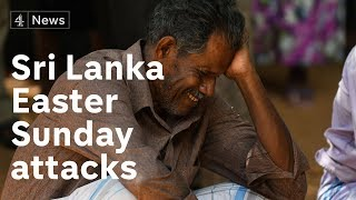 Sri Lanka Easter Sunday attacks kill more than 200 people