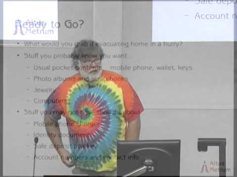Disaster Recovery Lessons I Hoped I'd Never Have to Learn [linux.conf.au 2014]