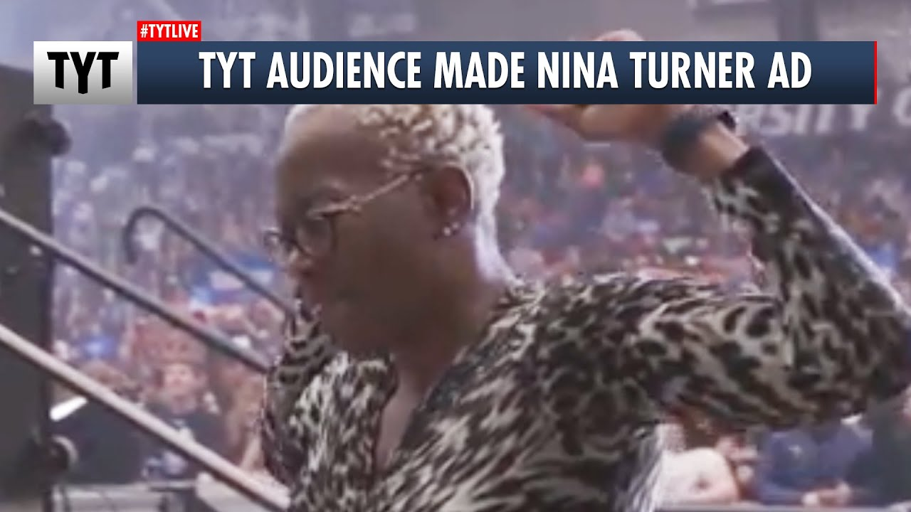 You Gotta See This TYT Audience Made Ad for Nina Turner