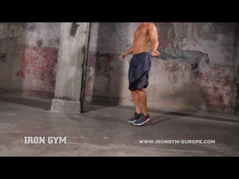 IRON GYM® Wire Speed Rope