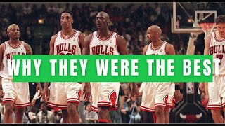 7 Reasons Why The 96 Bulls Are The Best Team Of All Time