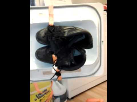 How to Dry Work Boots