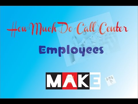 How Much Do Call Center Employees Make