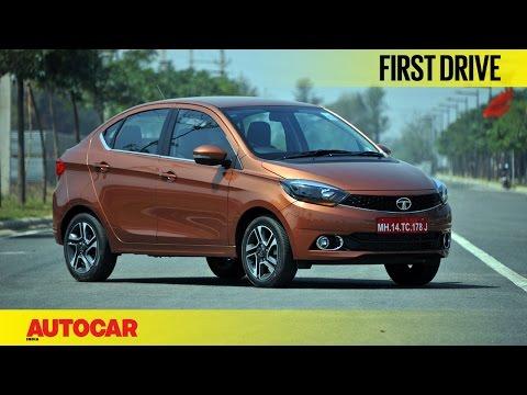 Tata Tigor | First Drive | Autocar India