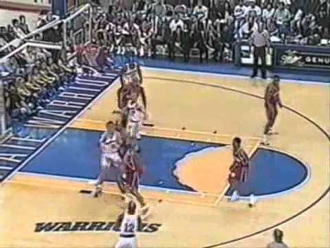 Chris Mullin perfect game..........almost!