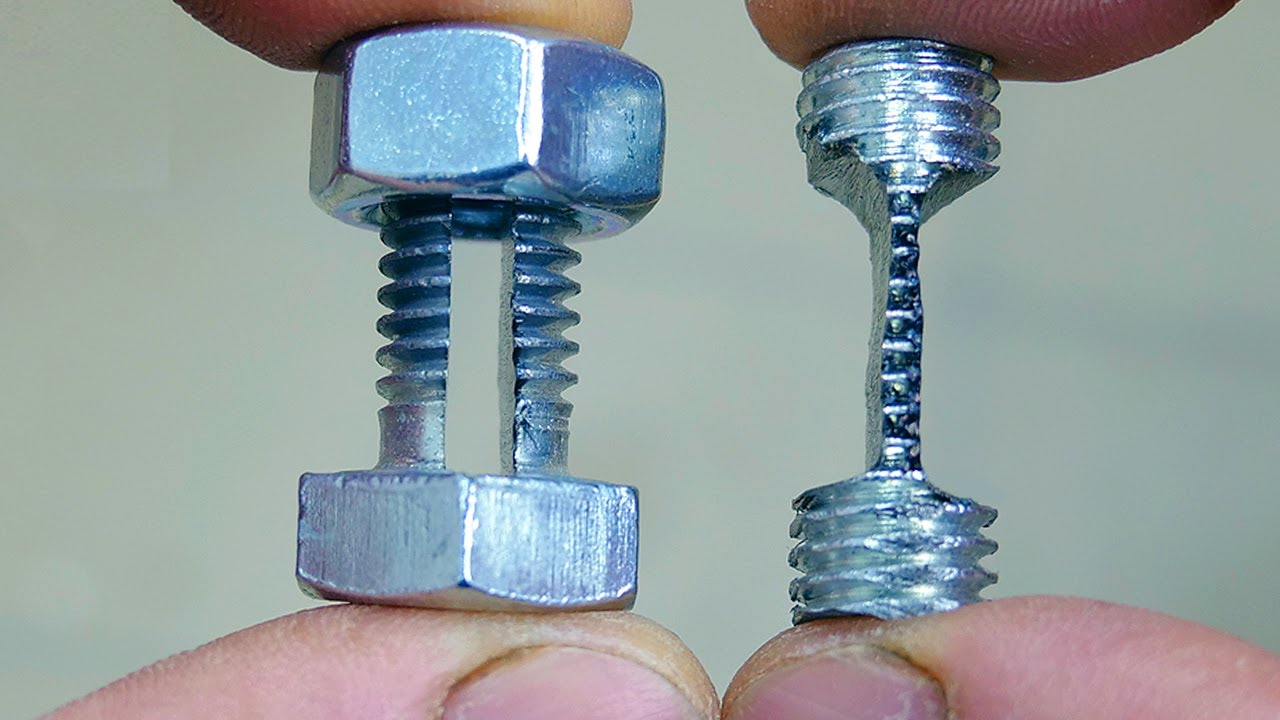 5 SECRETS OF A SIMPLE BOLT! WHY ARE THE MASTERS NOT TALKING ABOUT THIS?