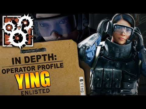 Rainbow Six Siege - In Depth: HOW TO USE YING - OPERATOR PROFILE