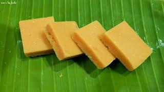 100 %Melting Mysore Pak..!!|||| Soft Mysore Pak Recipe