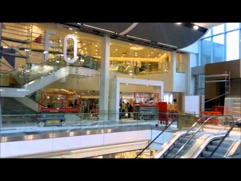 Westfield Stratford City Before Opening Europe's Largest Shopping Centre @ssjd02
