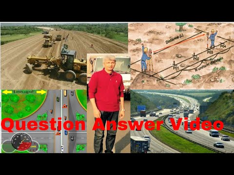 How to make parallel Road, Curve with Local coordinates in Urdu/Hindi
