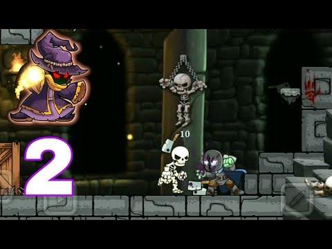 Magic Rampage game play walkthrough part-2(Android & ios)