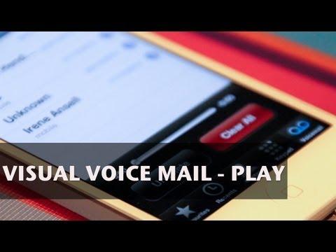 Visual Voice Mail dla iPhone 4,4S oraz 5 dzięki aktualizacji Play do 14.1 PL