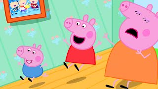 Peppa Pig Official Channel | Peppa Pig Visits Madame Gazelle's House!