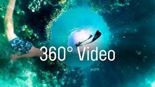 Visit Hamilton Island in 360˚ Virtual Reality with Qantas