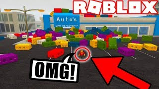 Vehicle Simulator How To Get Lamborghini Egoista For Free - all secret locations in vehicle simulator roblox