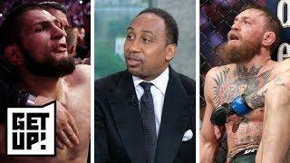 Stephen A. downplays the Conor McGregor-Khabib UFC 229 post-fight brawl | Get Up!