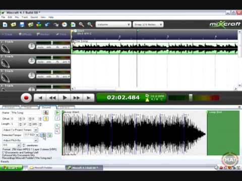 Creating Mash-Ups, Re-Mixes, and DJ Mixes: Part 1
