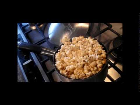 (Requested) How I make sweet popcorn