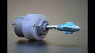 How to make 10 Useful Things from 1 DC Motor