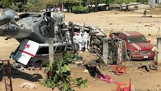 """Dust cloud """"disorientated"""" Mexican helicopter crash pilot"""