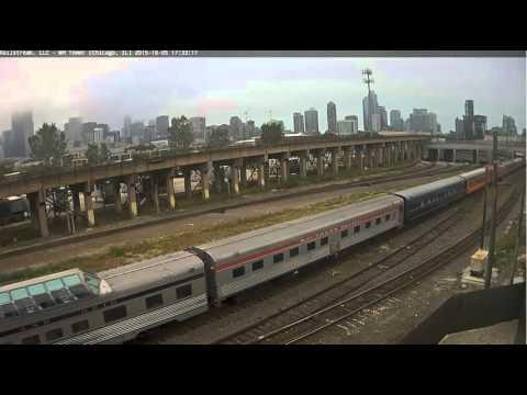 AAPRCO train Spirit of St Louis