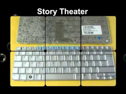 German Layout, keyboard layout, laptop keyboard