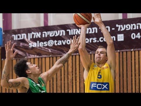 Pre-season: Maccabi Haifa 63 - Maccabi FOX Tel Aviv 86