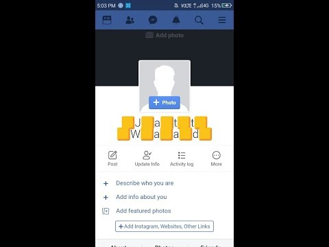 How To Make Facebook Colourfull Name Id 2018