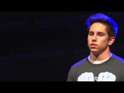 Changing the Stigma on Medicinal Marijuana | Addison Irwin | TEDxAllendaleColumbiaSchool