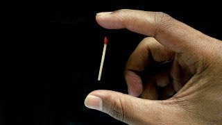 Download 4 Magic/Science Tricks With Matches For🔥 Prank Video