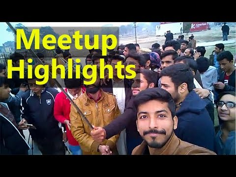 Online Tutor Lahore Meetup Highlights 2018
