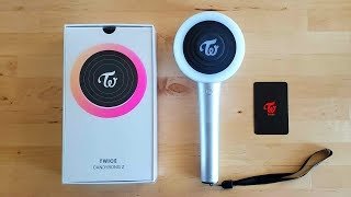 New Power Bank Attachment For TWICE Candy Bong Lightstick