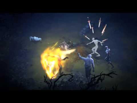 Diablo III: Reaper of Souls The Crusader Arrives Trailer