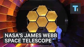 NASA completes James Webb Space Telescope
