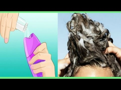 Put Salt in Your Shampoo Thast's Solves One Of The Biggest Hair Problems   Hair Treatment at Home