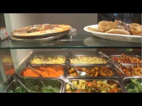 Vegetarian Meals' at Govinda's Hari Krishna Restaurant, Soho Square, London - 17/09/12 & 23/10/12