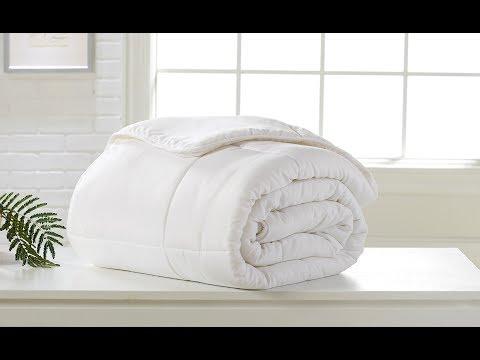All Season Down Alternative Box Stitched Duvet Insert Comforter (LONG)