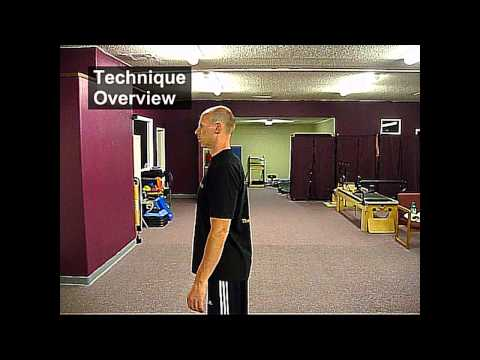 Fall Prevention Exercises (Posture Series) - Shoulder Extension