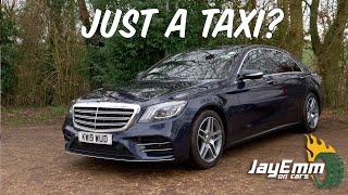 Is A Rental Spec Mercedes S350D S-Class Still Worth Buying? [BONUS BARGE!]