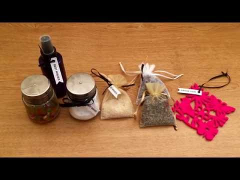 How To Make 6 Different Ways of Non-Toxic Car Freshener