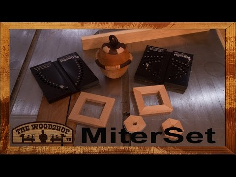 MiterSet- Cut Perfect Miter Angles And Segments