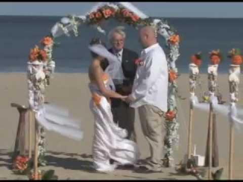 October 10, 2007 Wedding by Virginia Beach Wedding Chapel