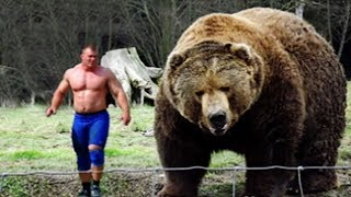 10 Real Life Giants You Won't Believe Exist