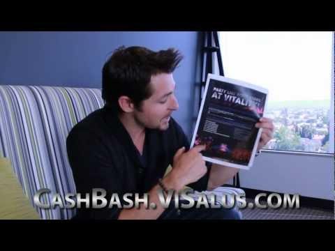 $250,000 CASH BASH From ViSalus