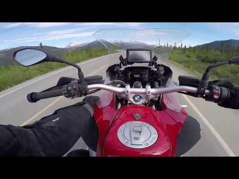 2018 BMW R1200GS Adventure - MC Commute Alaska Special