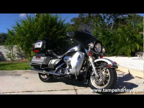 Used 2003 Harley-Davidson FLHTCU Ultra Classic Electra Glide 100th Anniversary