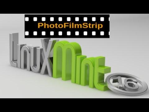 PhotoFilmStrip : Make videos out of photos (tutorial) in Linux Mint / Ubuntu