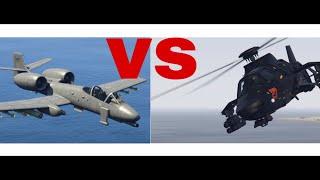 gta online akula vs buzzard