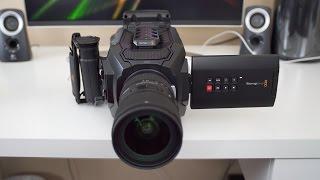 URSA Mini 4.6K + New Lenses!