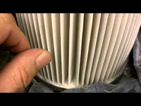 CleanStream Ridgid and Craftsman Shop Vac Hepa Filter Review Model 09093